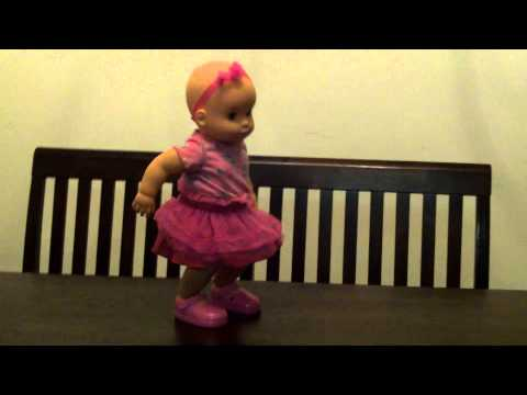 Baby Born Dance With Me Baby