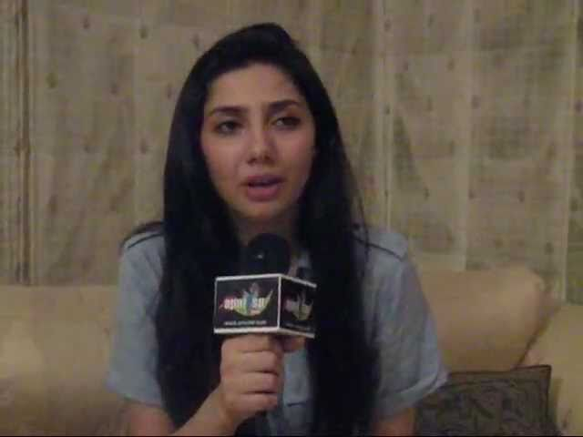 Interview of Mahira Khan about BOL