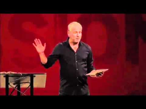 Louie Giglio - Stars and Whales Singing How Great Is Our God
