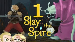Slay the Spire: Cards and Chaos - EPISODE 1 - Friends Without Benefits