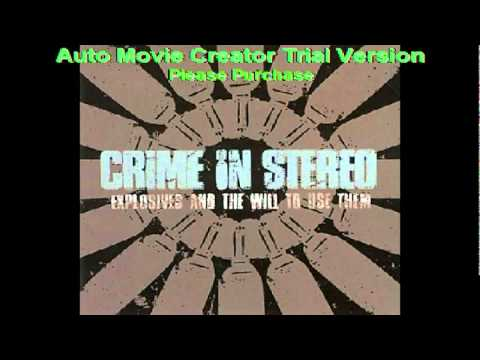 Crime In Stereo - No Gold Stars For Nationalism