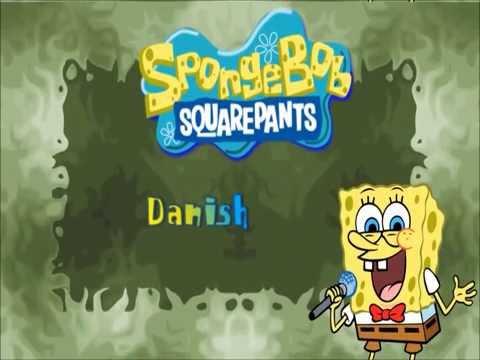 Spongebob Squarepants - Intro (multilanguage) video