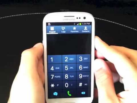 How to Unlock any Samsung Galaxy S3 S2 S II III - Factory Unlock