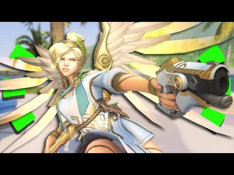 Overwatch - Mercy Changes INCOMING
