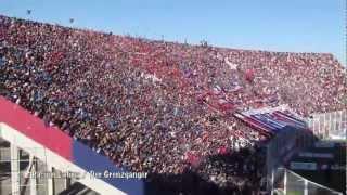 San Lorenzo - San Martin (SJ) 24.06.2012 - Primera Division Argentina  - info@pasion-latina.com