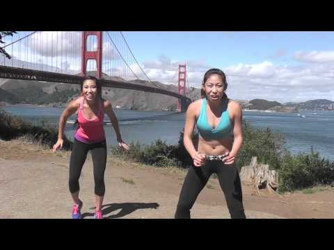 POP Kicks: So You Want Nice Legs Workout