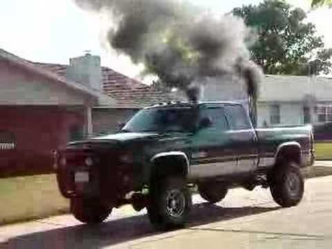 99 dodge cummins. 0:19. just playin round with the new stacks the one