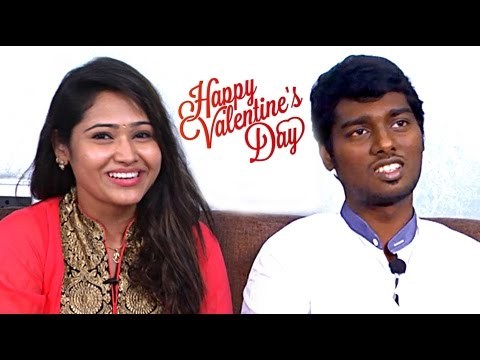Atlee opens up about Vijay's Theri teaser and his love life   Priya Interview    Valentine's Day
