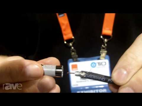 CEDIA 2013: Ideal Industries Networks Brings the TLC Toolless Compression Connectors