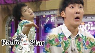 """Lee Seung Hoon Will Imitate Big Bang's version of """"Really Really"""" [Radio Star Ep 572]"""
