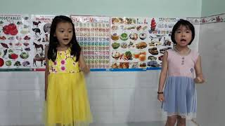 Tiếng anh cho trẻ em_lớp 1