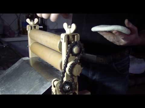 Тестораскаточная машина своими руками чертежи
