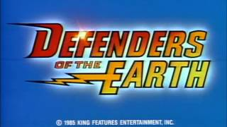 Defenders of the Earth Theme Extended Remix