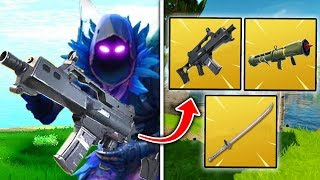 Top 5 Things REMOVED FROM FORTNITE! (Old Fortnite Weapons & More #2)