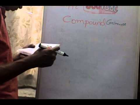 16. Pitman ShortHand :: Compound Consonants Excercise :: [ Now in Telugu తెలుగు ]