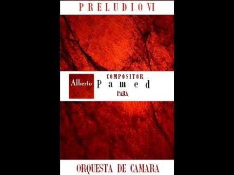 PAMED PRELUDIO VI PARA ORQUESTA DE CAMARA