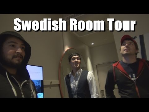 Hotel Room Tour - Swedish Creature Adventures