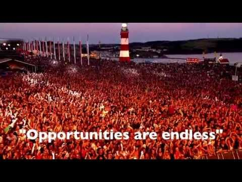 Invest in Plymouth. Britain's Ocean City