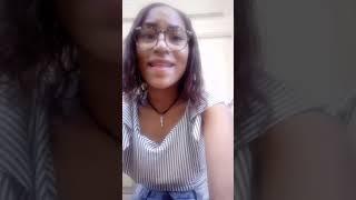 Que lindo menina cantando musica de ruazinho. 14/12/2018