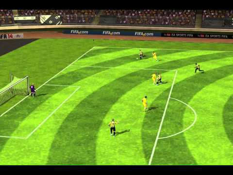 FIFA 14 iPhone/iPad - Catamarca FC vs. Sheffield Utd