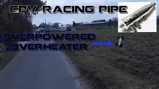 Test | CPV Racing Pipe on LRP Z28R Spec 3 | Full HD