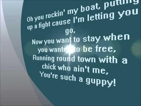 Too Many Fish By Karmin Lyrics (Official)