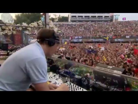 Martin Solveig live at Tomorrowland 2012 HD (FULL PART) Music Videos