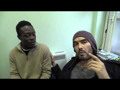 Is Ebola The New AIDS? Russell Brand The Trews (E161)