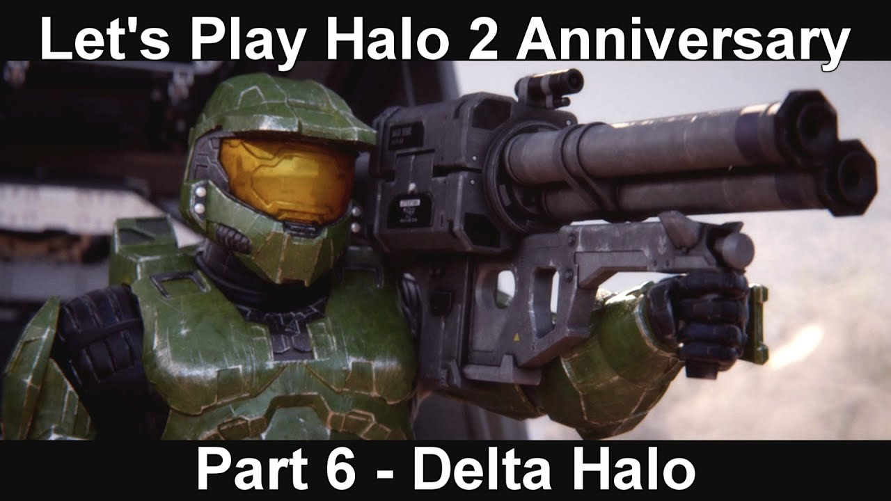 how to play halo anniversary 2 player