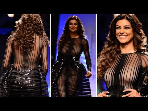 Sexy Sushmita Sen in Hot Dress Opening