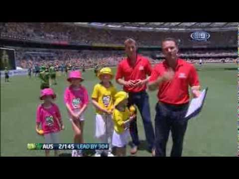 Cricket show 23/11/13 - Cricket doppelgangers and Brett Lee bowling
