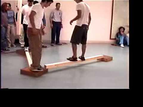 Island Hop Team Building Game Youtube
