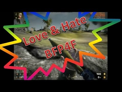 battlefield play4free (BFP4F) funny love hate montage (not funds generator troll hack aimbot)