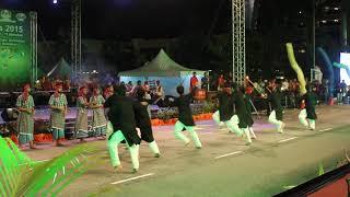 Bangladeshi cultural dance