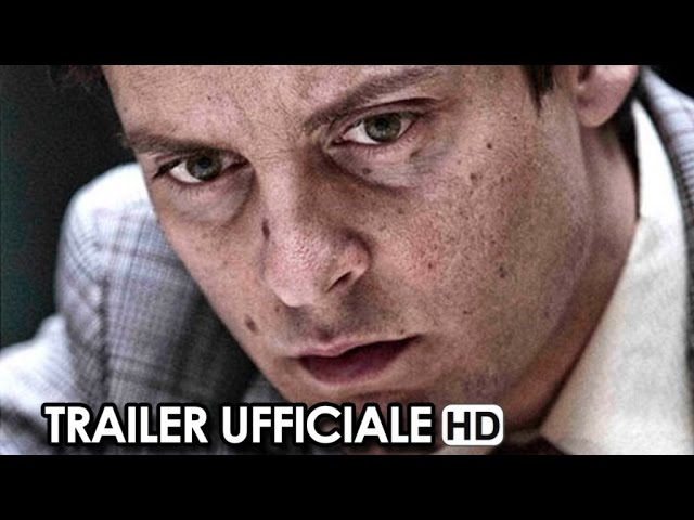Pawn Sacrifice Trailer Ufficiale V.O. (2015) - Tobey Maguire HD