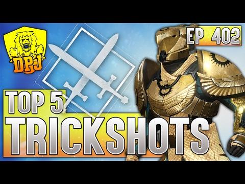 Destiny: Insane Trickshots!! Top 5 Trick Shot Plays Of The Week / Episode 402