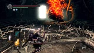 VidJJ - Let's Play Dark Souls: Demon Firesage