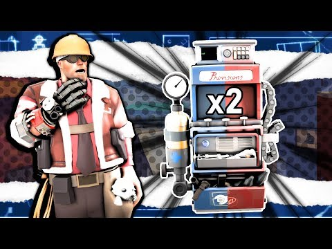 TF2 - Dispensers Give Double Metal? Hidden Mechanics (Ep.2)