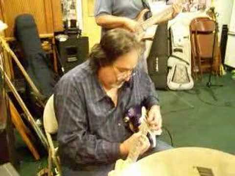 Mikey Mo Jammin with Blues great Coco Montoya Part 2