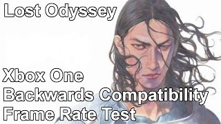 Lost Odyssey Xbox 360 vs Xbox One Backwards Compatibility Frame Rate Test