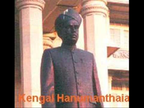 jaya bharata jananiya tanujate   Kuvempu