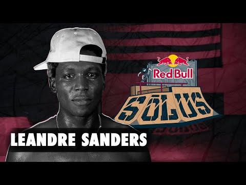 Leandre Sanders  |  Red Bull SŌLUS Entry
