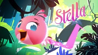 ANGRY BIRDS STELLA Gameplay Stream