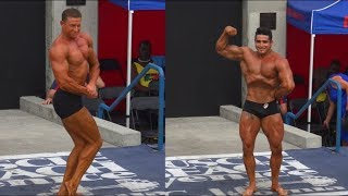 Battle of the Physiques For 1st Place
