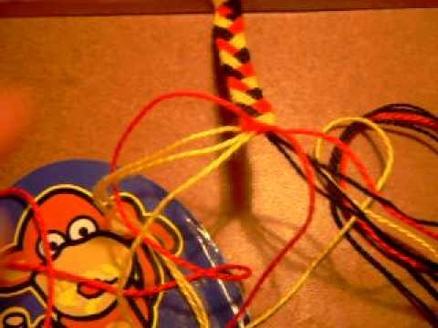 Stitch Friendship Bracelet Friendship Bracelets Pattern