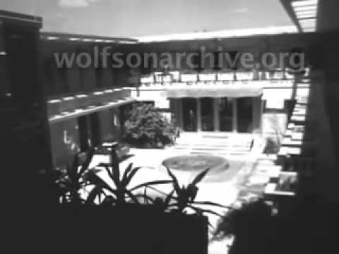 WTVJ-Miami: Special Report on Architecture, 1964