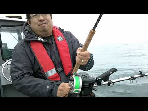 South Vancouver Island Fishing