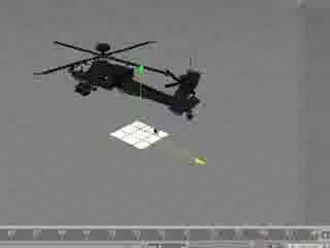 Cinema 4d: Helicopter Tutorial