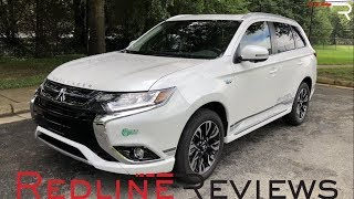 2018 Mitsubishi Outlander PHEV – Plug-In SUV For Cheap