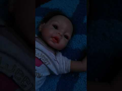 Reborn baby Morgan's morning routine p1